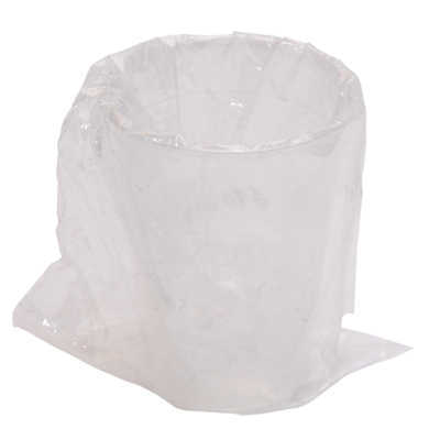 VERRE STD 220ML PP TRANSPARENT SAC INDIVIDUEL