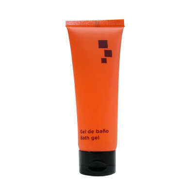 TUBE 30ML OB GEL DOUCHE SH-001 ORANGE BLACK