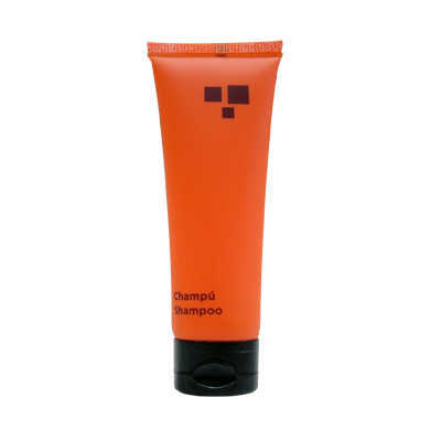 TUBE 30ML OB SHAMPOOING SH-001 ORANGE BLACK
