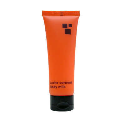 TUBE 30ML OB LAIT CORPOREL BO-001 ORANGE BLACK