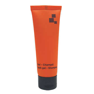 TUBE 30ML OB GEL-SHAMPOOING GC-005 ORANGE BLACK