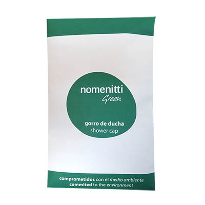 BONNET DE DOUCHE STD PE NOMENITTI GREEN