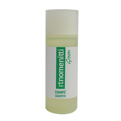 BOTELLA 30ML NG2 SHAMPOO TE VERDE NOMENITTI GREEN