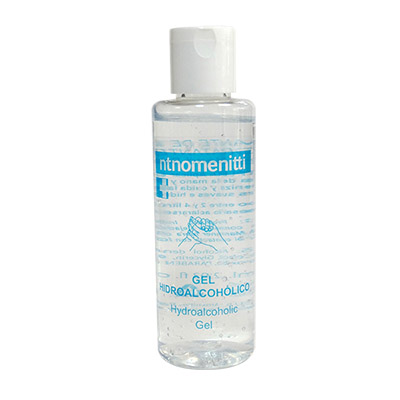 FLACON 60ML NT GEL HYDROALCOHOLIC NOMENITTI