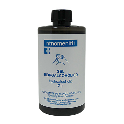 MOD. 14AQ N RECHARGE 300ML GEL HYDROALCOHOLIC NT