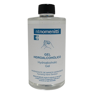 MOD. 14AQ RECHARGE 300ML GEL HYDROALCOHOLIC NT